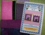 CALLA Art Quilt Pattern Kit