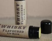 Whisky- Lip Balm- Whiskey- Alcohol- Gift for Him- Wedding Favour- Drinking- Birthday- Party- Christmas- Pub- Bar- Drink- Medusa Holistics