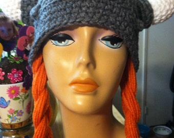 Woman's Viking Beanie