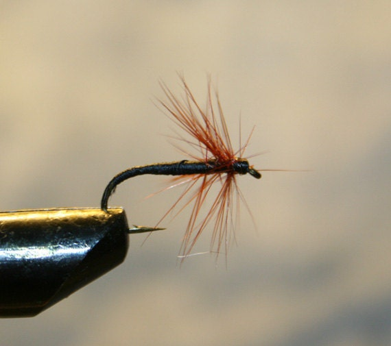 Items similar to fly fishing made in michigan fly for Fishing spider michigan