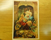 Vintage Nostalgia Poster Rochester Brewery Patriotic Bar Decor Man Cave Fun Beer Sign Cardboard Artwork Reproduction