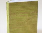 Little 3x4 Green Journal