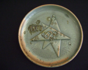 Vintage Ashtray from the 1960 Olympic's