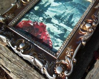 Metamodern Framed Print, Goox, Outsider Art Original, NewGho Closeout- discounted
