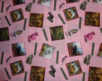 Girl Pink Realtree Hunting Cotton Fabric by the Yard