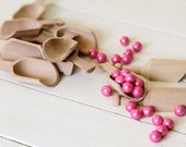 5 3 inch Scoop Sets| Wedding Favor | Party Favor | Candy Buffet | Unfinished Scoops for DIY