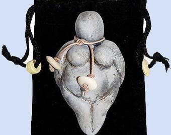 Venus of Willendorf, Talisman , Ritual, Mojo,Hoodoo, Wiccan, Pagan