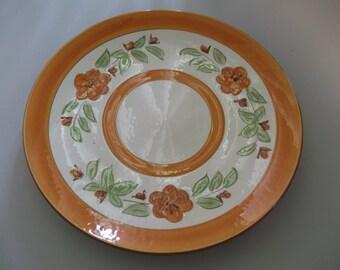 Stangl Bittersweet Dinner Plate