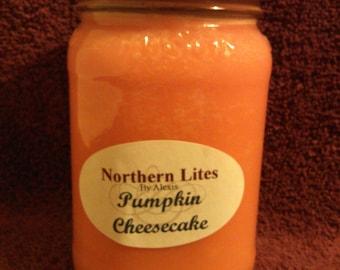 Pumpkin Cheesecake 4 oz.