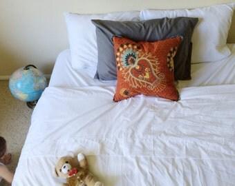 Throw Pillows Luxury : anthropologie pillow ? Etsy