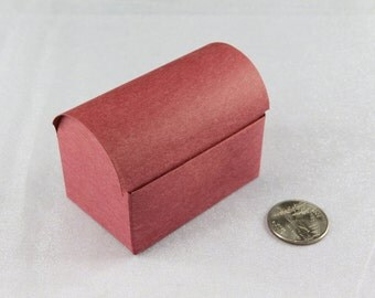 "50 Treasure Box Favor Box 2.75""x1.75""  Wedding Party Favor Bridal Shower"