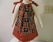 sz 18 mos University of Texas  baby game day or sundress Longhorns