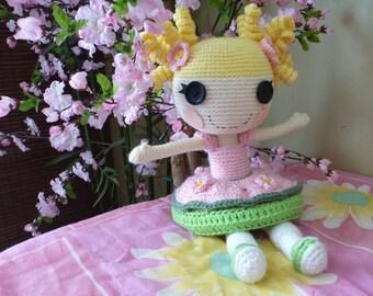 Blossom Flowerpot  type doll