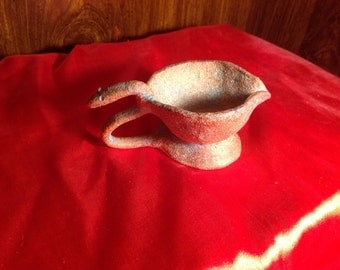 Snake Handled Cup