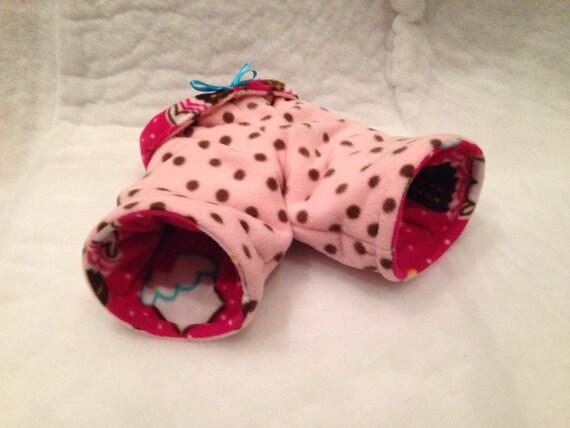 PJ Pants Hidey with Yummy Cupcake design