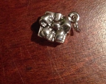 James Avery Sterling Silver Gift Box Charm