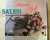 FRENCH STYLE by Suzanne Slesin Decorating Design Style Book