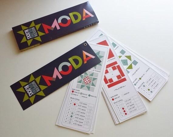 Moda Modern Building Blocks Quilt - 54.7KB