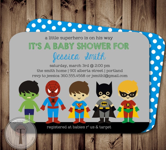 super hero baby shower invitation super baby superhero baby shower