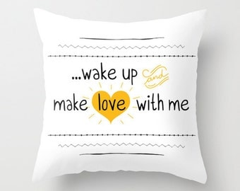 Popular items for pillow quotes on Etsy