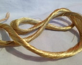 Vintage 24k Light Gold Thread 1/8 oz (Early 1920's)
