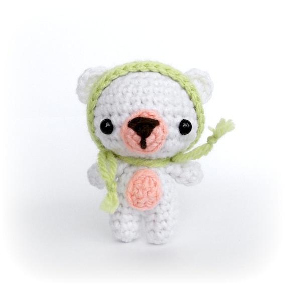 amigurumi Cutie orso peluche animali uncinetto Amigurumi