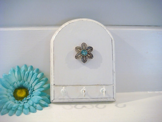 Key Hook Key Chain Holder Wall Hook By Niftyandthriftyfinds