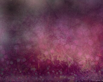 """Abstract Photography - purple abstract art with pink highlights, purple wall decor, purple art prints, abstract wall decor - """"Desire"""""""