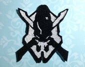 Halo Legendary Iron On Patch