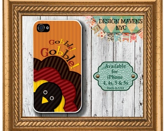 Thanksgiving iPhone Case, Turkey iPhone Case,  iPhone 4, 4s, iPhone 5, 5s, iPhone 5c, iPhone 6, 6s, 6 Plus, SE, Phone Cover, Phone Case