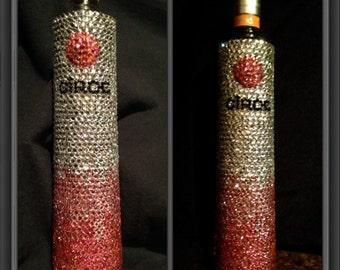 Bling Rhinestone Bottle of Ciroc