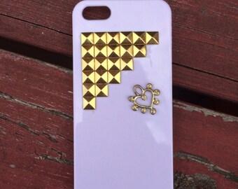 Pastel Purple Iphone 5 Case