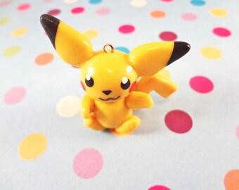 Pokémon Pikachu Polymer Clay Charm