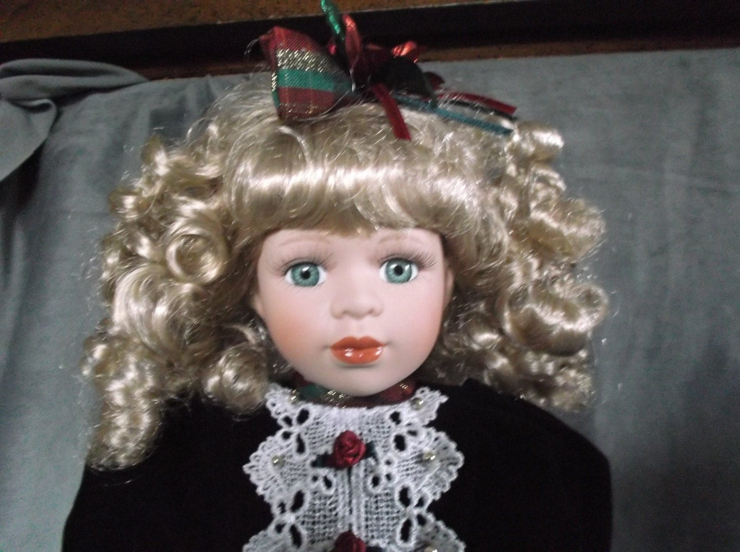 Noelle Collectible Memories Porcelain Doll