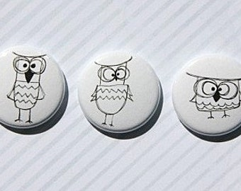 "3 badges 1 ""owls"