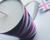 Downton Abbey Gift Union Jack Candle Mug