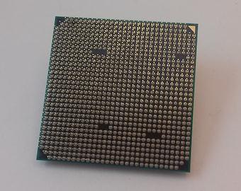 Computer motherboard CPU brooch