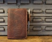 Field Notes Cover - Leather Cover for Field Notes, Leather Notes Cover