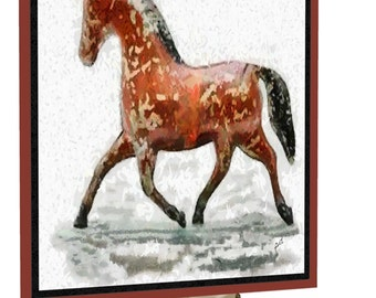 Tin Horse Nightlight