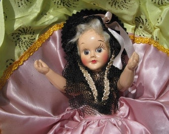 Storybook doll collectible doll o ld doll with original clothing