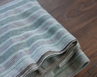 Vintage Fabric By The Yard Lightweight Cotton DIY Supplies Rustic