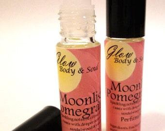 Moonlight Pomegranate Perfume Oil