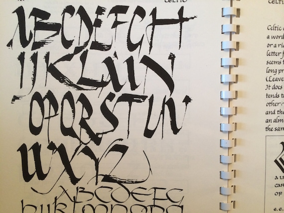 Learning Calligraphy Margaret Shepherd Spiral By