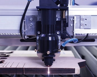 Professional affordable LASER CUTTING service UK based - 30 minutes