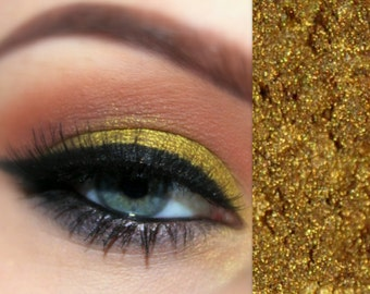 BRASS MONKEY- All Natural Eyeshadow and Eyeliner Makeup- Vegan Friendly