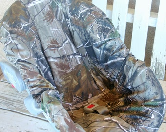 Realtree infant car seat base cover only