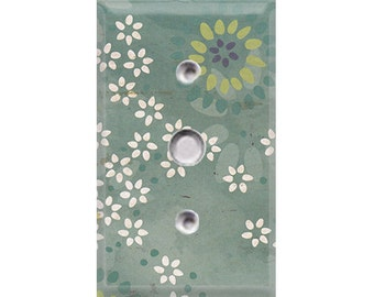 Boardwalk Collection - Flowers Cable Cover