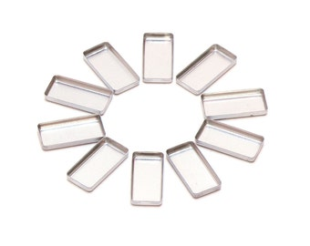 Ten Extra Palette Pans: Refill Metal Pans for Pocket Palette