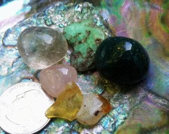 Wellness Crystal Chakra Bag