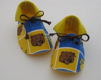 UCLA Baby Bootie
